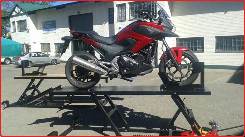 Motorbike-Workbench